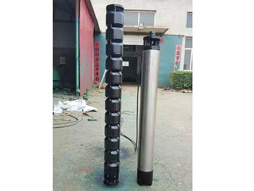QJ 系列不锈钢潜水电泵